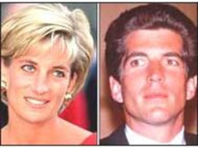 Diana'nın tek gecelik JFK Junior ilişkisi